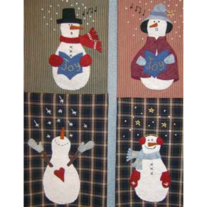 Joyful Snowmen